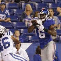 Huge rally in fourth quarter lifts Giants past Colts