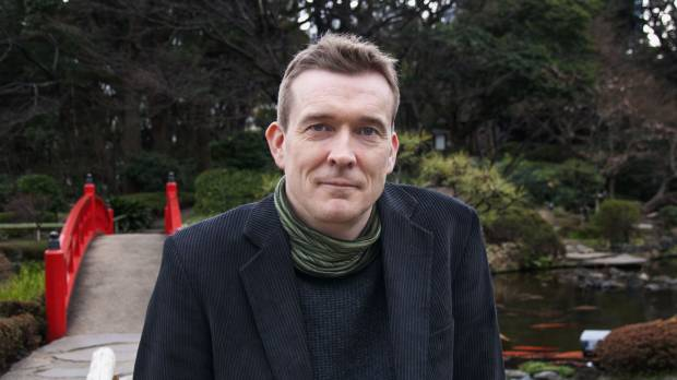 Inside author David Mitchell's metaphysical mind