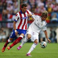 Atletico edges city rival Real to capture Spanish Super Cup