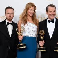 'Breaking Bad' goes out on top at Emmy Awards
