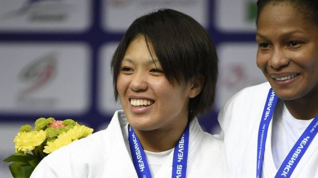 Nun Ira collects silver at judo worlds