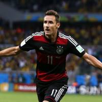 All-time World Cup scoring leader Klose retires from international soccer
