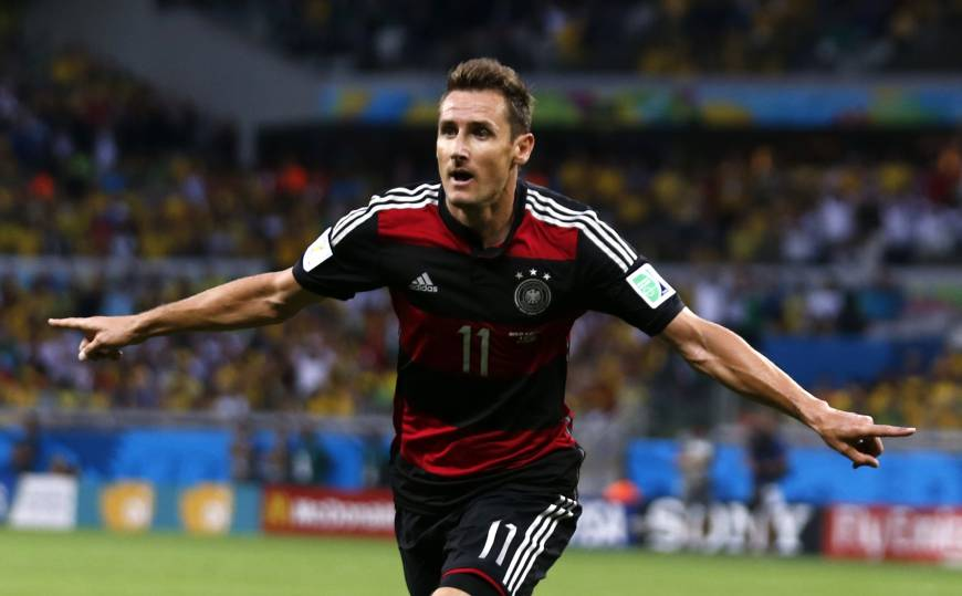 World Cup Top Scorers : All time world cup scoring leader klose retires from