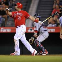 Pujols belts game-winning home run in 19th inning