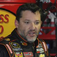 NASCAR's Stewart strikes, kills driver at New York track