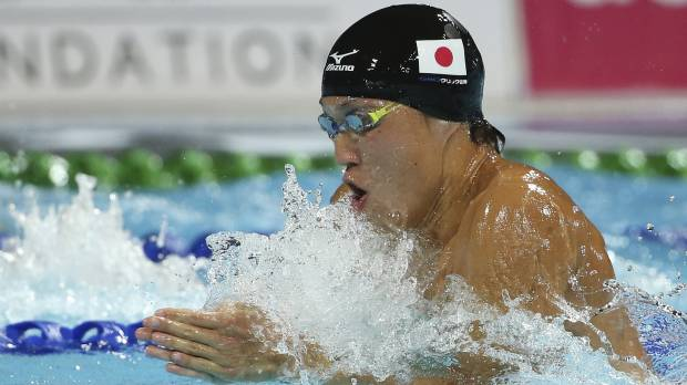 Koseki captures 100m breaststroke gold; Hagino triumphs in 400 IM