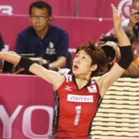 Japan rallies past Russia at World Grand Prix Finals