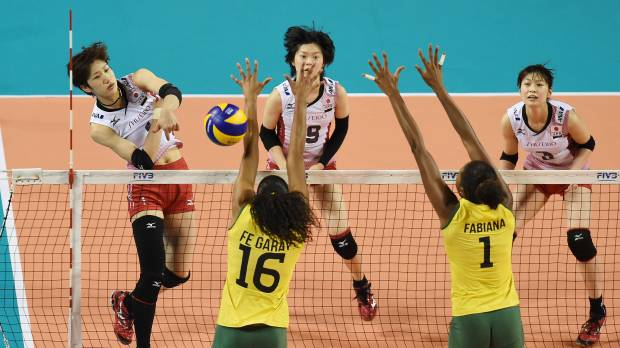 Brazil denies Japan World Grand Prix title