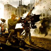 The Bay way: Filmmaker Michael Bay's name has become synonymous with the modern action flick. | © 2014 PARAMOUNT PICTURES. All LIGHTS RESERVED. HASBRO, TRANSFORMERS, AND ALL RELATED CHARACTERS ARE TRADEMARKS OF HASBRO