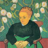 Vincent Van Gogh's 'Lullaby: Madame Augustine Roulin Rocking A Cradle (La Berceuse)'  |  WILLIAM STURGIS BIGELOW COLLECTION 11.2020, © 2014 MUSEUM OF FINE ARTS, BOSTON