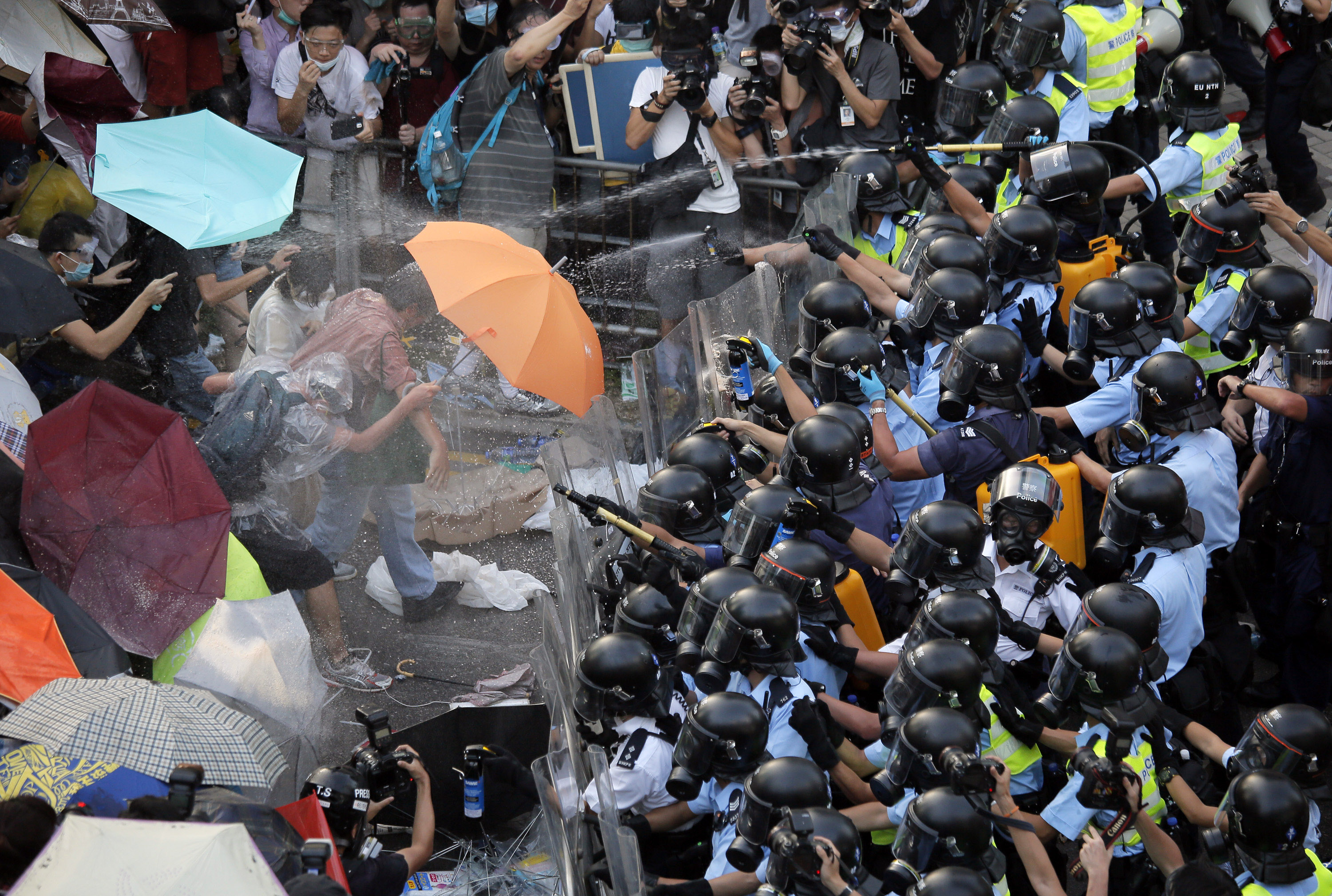 umbrella revolution Mongkok , the best place for visitors and shoppers in hong kong today, it no longer serves as a shopping heaven it has become the battlefield for politicians with different ideologies and.