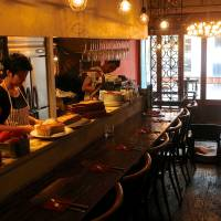 Pignon: Bistro dining by different rules