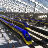 JR East to bid for high-speed railway project in California