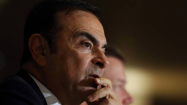 Defections reignite questions about who will run Nissan after Ghosn