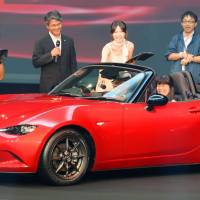 Mazda unveils new Miata as top-selling two-seat Roadster turns 25