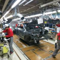 Nissan building know-how at 'global mother plant'