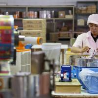 Output unexpectedly falls as retail sales gain