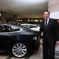 Tesla's Musk keeps door open to future projects with Toyota
