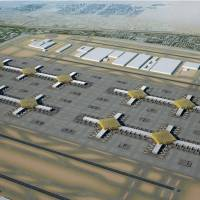 Dubai pushes ahead with world's biggest airport plan