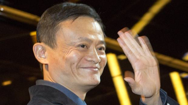 Alibaba founder Jack Ma conciliatory over missed Hong Kong listing