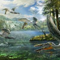 Ancient flying 'dragon reptile' named after 'Avatar' creature
