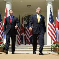 Don't rule out ground troops to fight IS jihadists: Blair