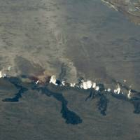 Lava eruption prompts Iceland aviation alert