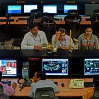 India's spacecraft  said on target to reach Mars orbit next week