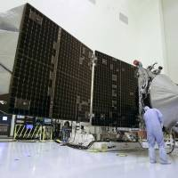 NASA's Maven spacecraft to arrive at Mars this weekend