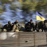 Ukraine has cease-fire 'in name only,' NATO chief says