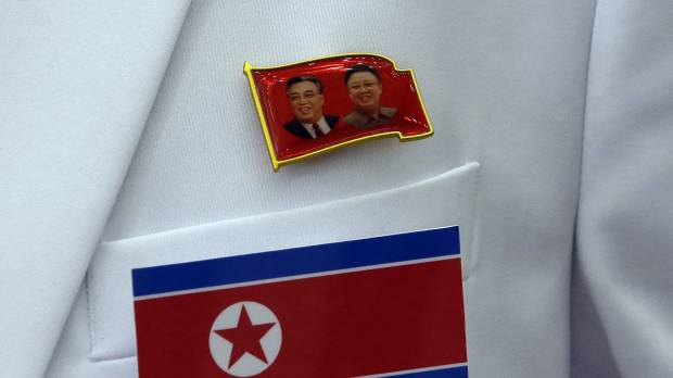 North Korea is a mystic draw for some Americans