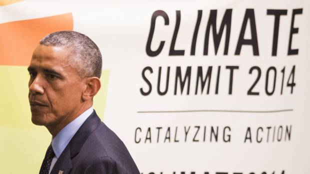 Obama: No nation gets 'free pass' on climate change