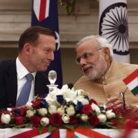 Australia, India ink long-awaited civil nuclear deal