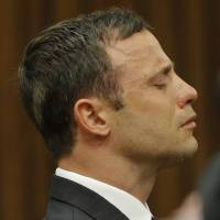 From 'Superman' to broken man: Pistorius