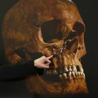 Forensics suggest King Richard III was killed by two blows to his bare head