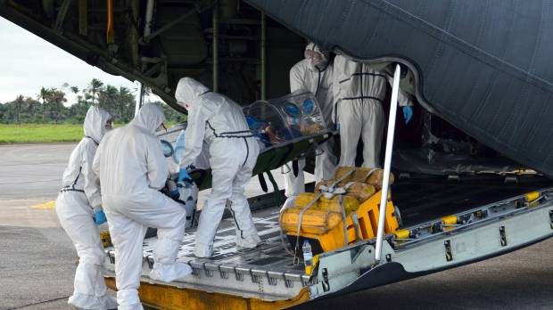 Nationwide shutdown commences Sierra Leone as officials search for more Ebola cases