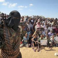 U.S. military attacks al-Shabab in Somalia