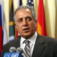 Khalilzad, ex-top U.S. diplomat, in laundering probe