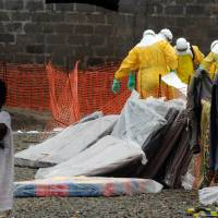 Health worker deaths surge in West Africa as Ebola spreads