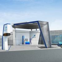 Aichi primes hydrogen car launch with 11-station plan