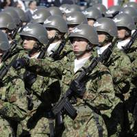 Japan, U.S. considering offensive military capability for Tokyo: officials