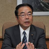 New environment chief Mochizuki takes on Fukushima radiation woes