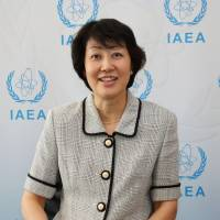 Japanese woman steps into new role at IAEA