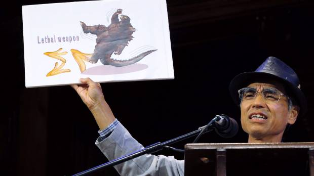 Japanese researchers' banana peel study wins Ig Nobel award