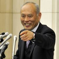Gov. Masuzoe outlines grand tourism plan for Tokyo