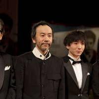 Violent Japanese anti-war film 'Nobi' remake is a contender at Venice festival