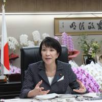 Convenience, Wi-Fi touted as priorities by new internal affairs chief Takaichi