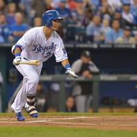 Aoki ignites Royals again