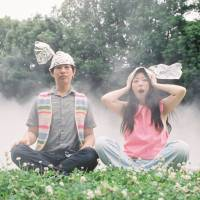 Chaos conspiracy: Musicians Dustin Wong and Takako Minekawa join forces once again on new album 'Savage Imagination.'