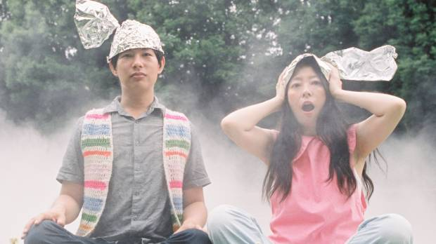 Dustin Wong and Takako Minekawa let their imaginations run wild on new album